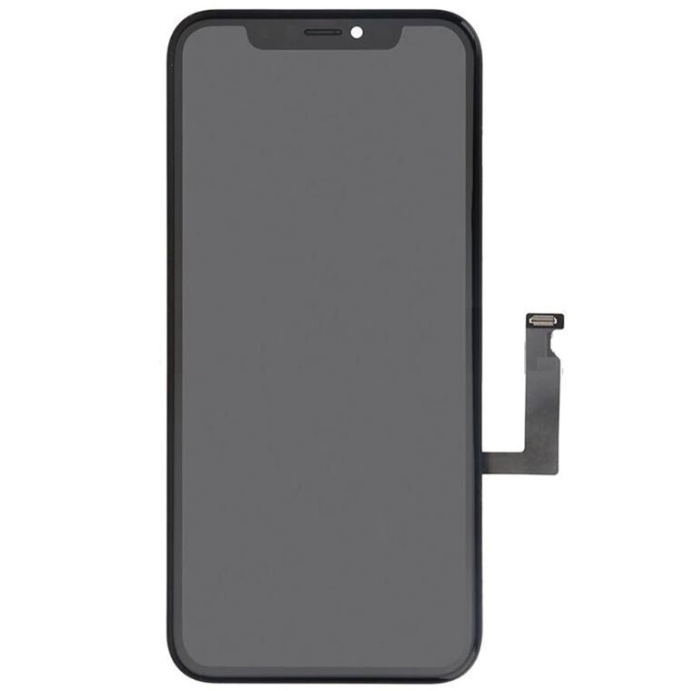 Display Frontal iPhone XR A1984 A2105 A2106 A2108 Preto