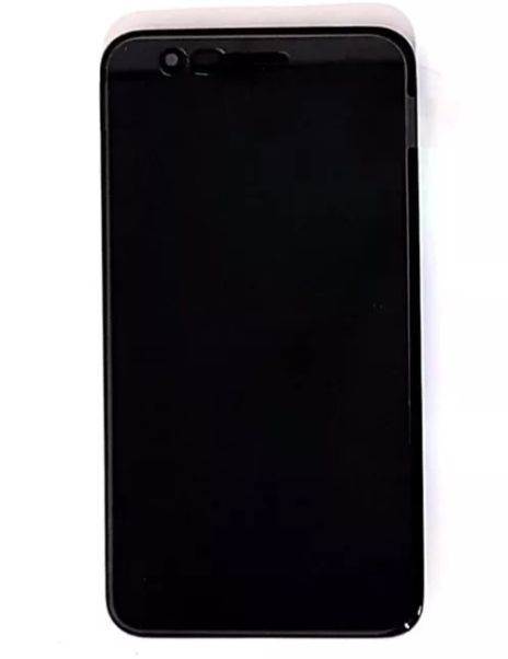 Display Frontal LG K11+ Plus X410 Preto Aro 1 Linha AAA