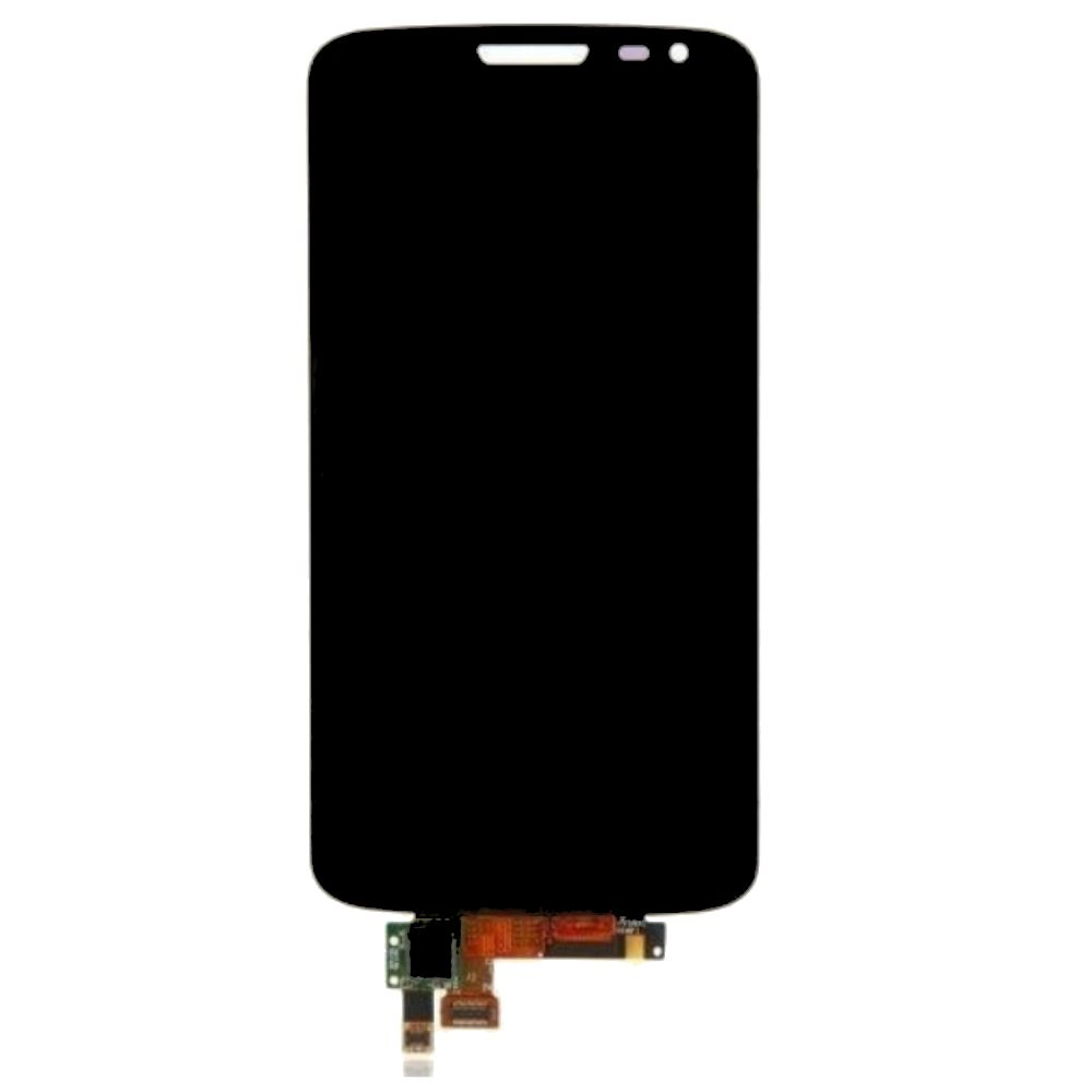 Display Frontal LG Optimus G2 Mini D618 D620 Preto