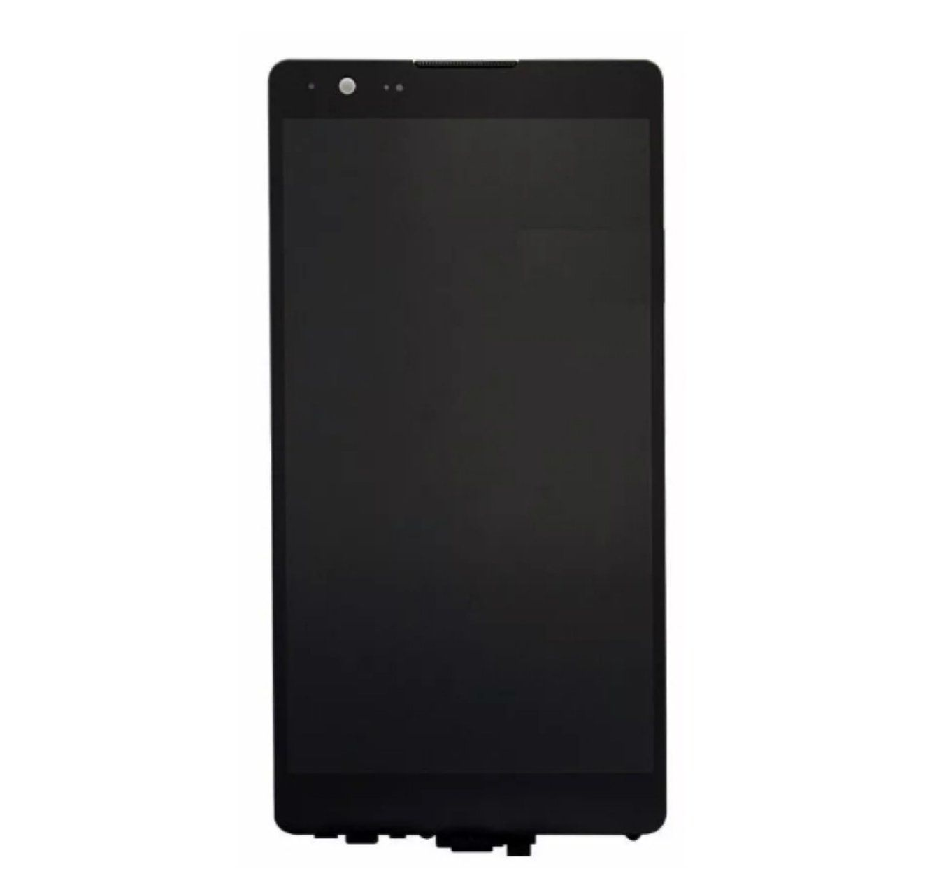 Display Frontal LG X Power K220 K 220 Preto com Aro