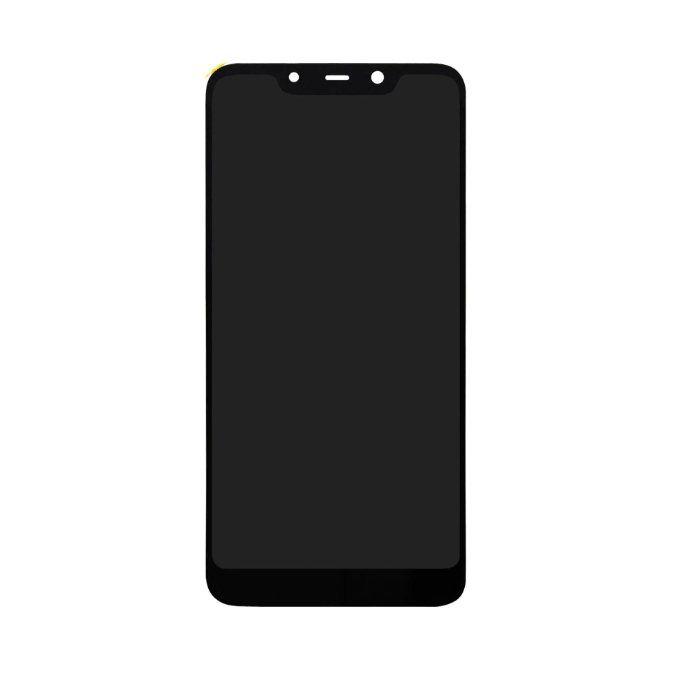 Display Frontal Pocophone F1 2018 6,18 Polegadas Preto 1 Linha Max