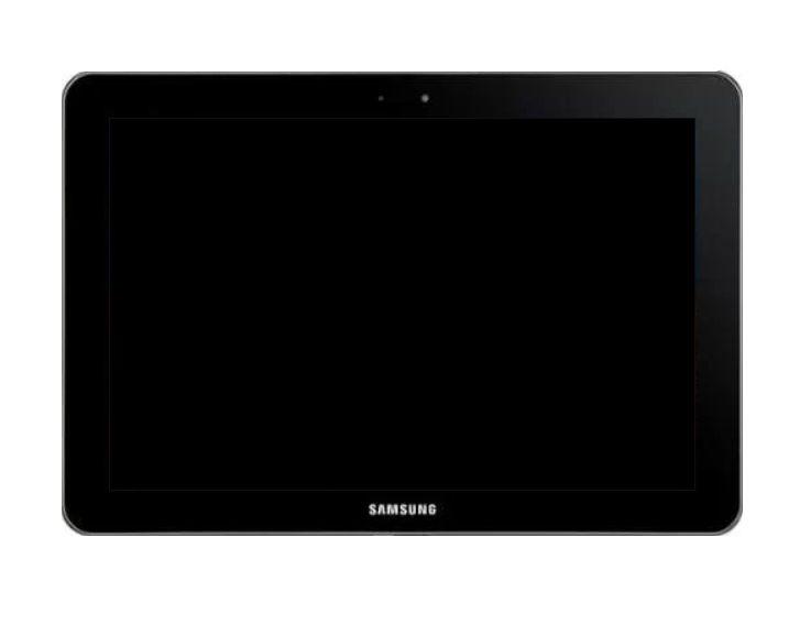 Display Frontal Tablet Tab 2 P7500 10.1 com Aro