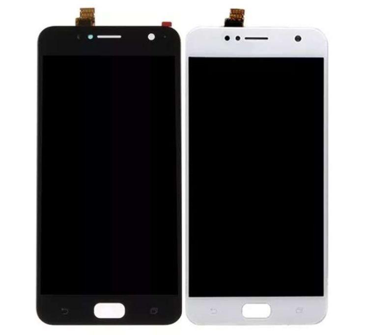 Display Frontal Zenfone 4 Selfie ZB553KL 1 Linha Max - Escoha Cor