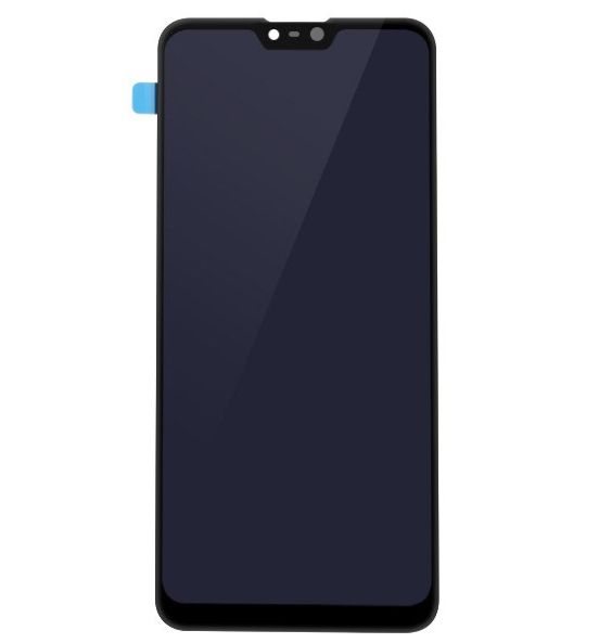 Display Frontal Zenfone Max Pro M2 ZB631KL Preto 1 Linha Max