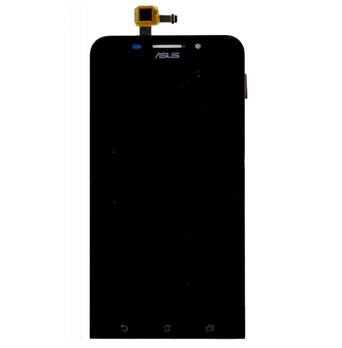 Display Frontal Zenfone Max ZC550KL Preto 1 Linha Max