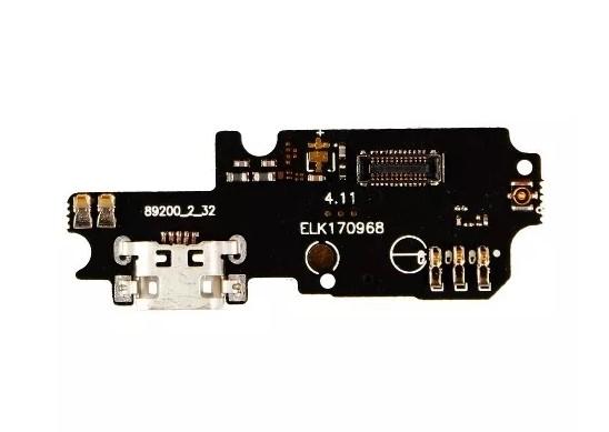 Placa Conector de Carga USB Asus Zenfone 3 Max Zc553KL