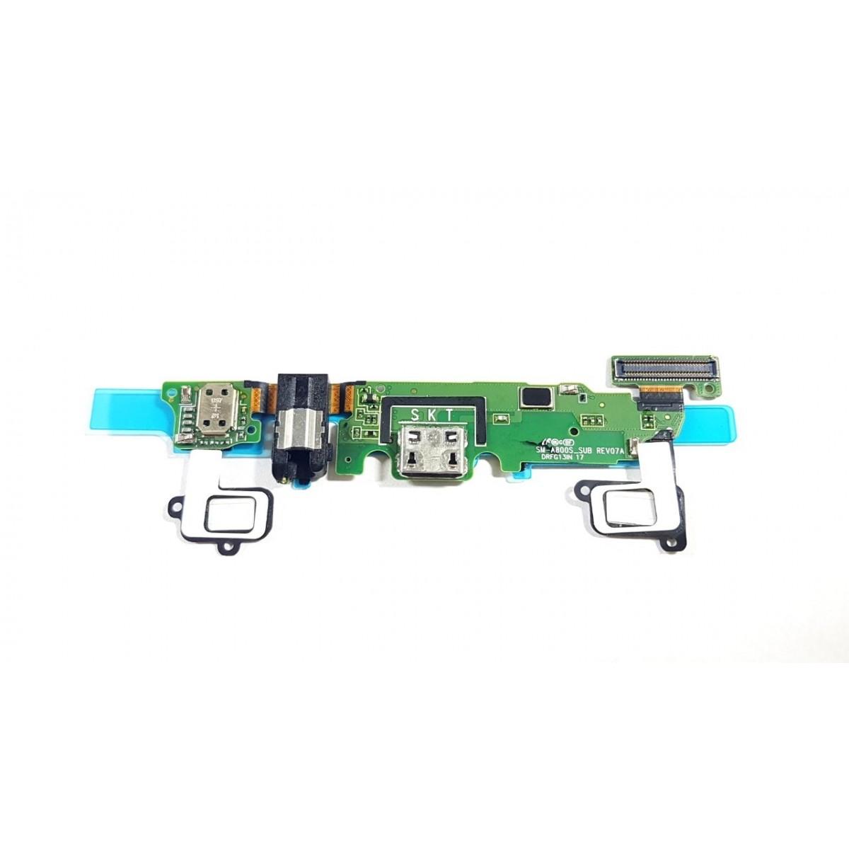 Flex Carga Samsung A8 A800 Sm-A800