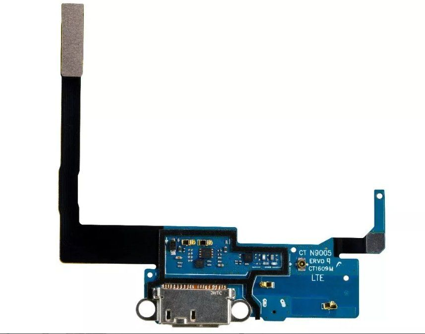 Flex Conector Carga Samsung Note 3 N9005 4G REV 1.1 LTE