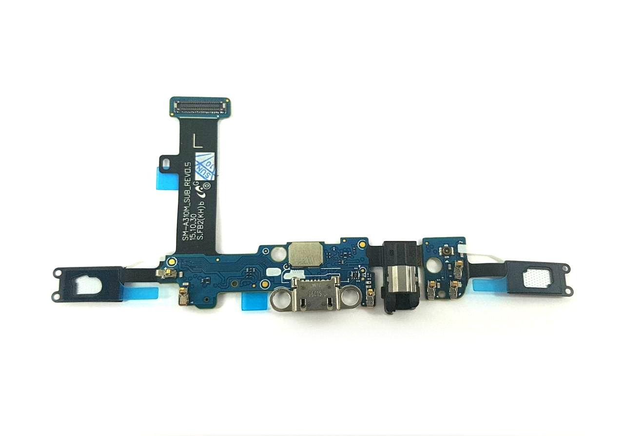 Flex Conector de Carga USB A3 2016 A310M