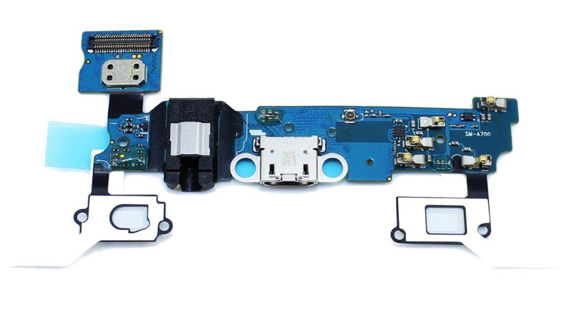 Flex Conector De Carga e Home Samsung A7 A700M
