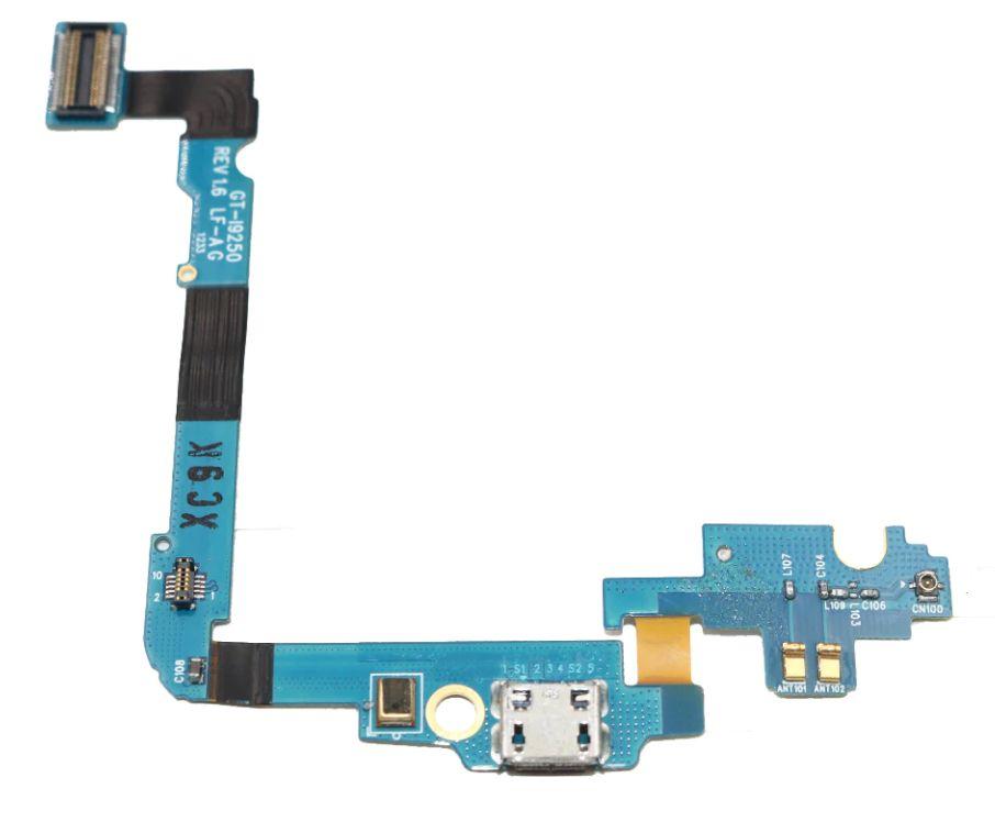 Flex Conector de Carga Nexus I9250 GT-I9250