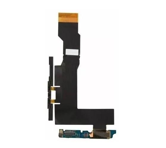 Flex Principal Power Volume Sony Xperia S LT26