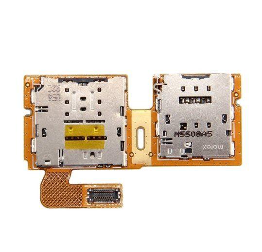 Flex Slot Sim Card e Micro Sd Tablet Tab S2 9.7 T810 T815 Original