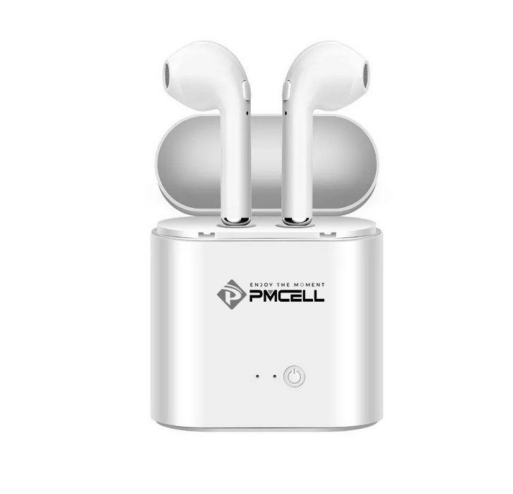 Fone Bluetooth Earpods Tws HP-26 Branco