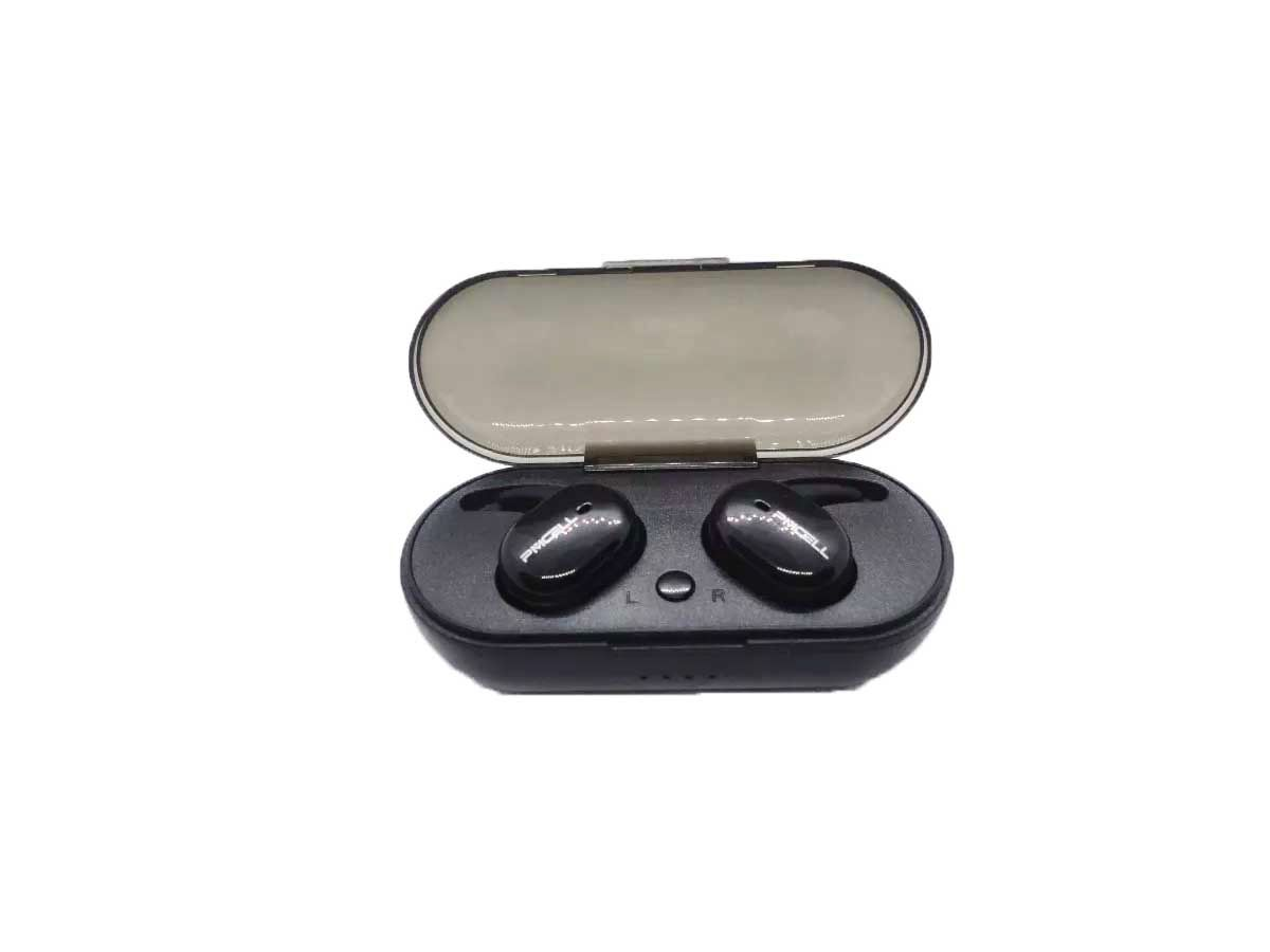 Fone Wireless Earbuds Bluetooth HP-24 PmCell - Escolha A Cor