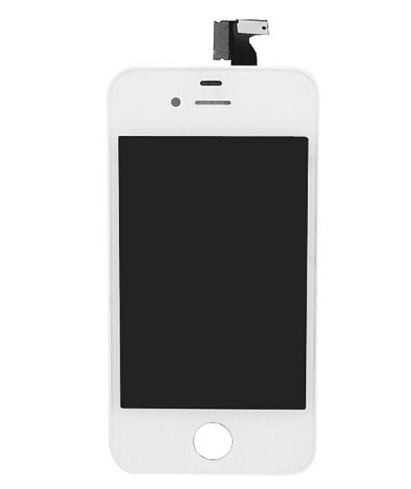 Frontal Apple Iphone 4s Branco - 1 Linha