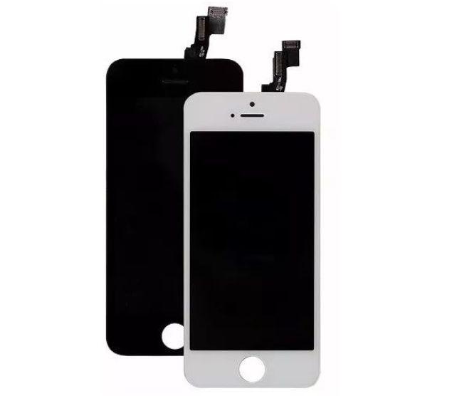 Display Frontal iPhone 5S A1533 A1457/ iPhone A1723 1 Linha Max - Escolha Cor