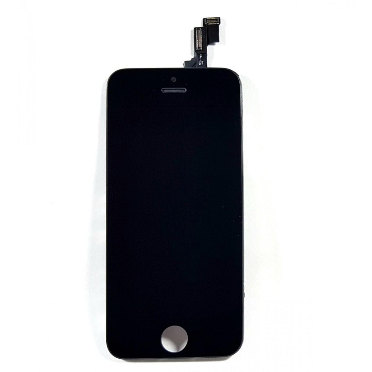 Frontal Apple Iphone 5s Original Preto