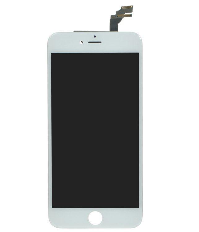 Frontal Apple Iphone 6 Plus Branco - 1 Linha
