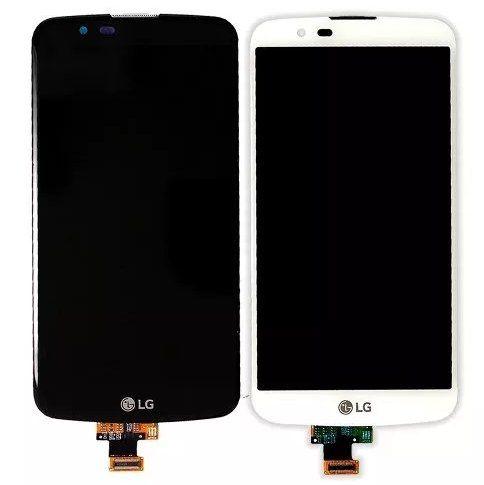 Display Frontal LG K10 TV V02 K430 Original - Escolha cor
