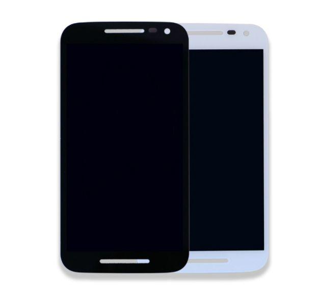Display Frontal Moto G3 Xt1543 Xt1544 Xt1550 1 Linha Max - Escolha Cor