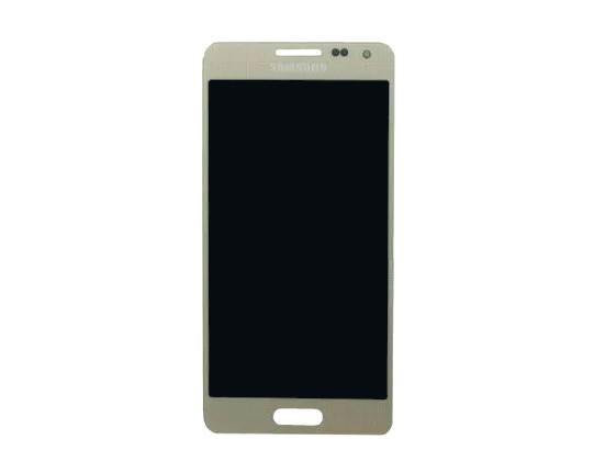 Display Frontal Alpha G850 M F Gold Dourado