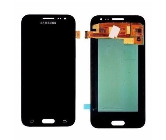 Frontal Samsung J2 J200 Preto com Regulagem Brilho