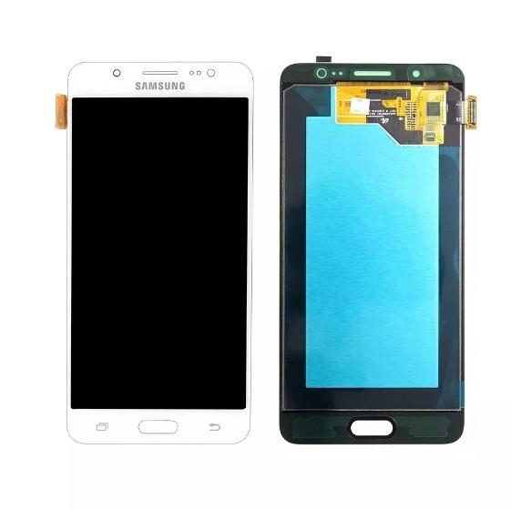Frontal Samsung J5 2016 SM-J510 Branco Original