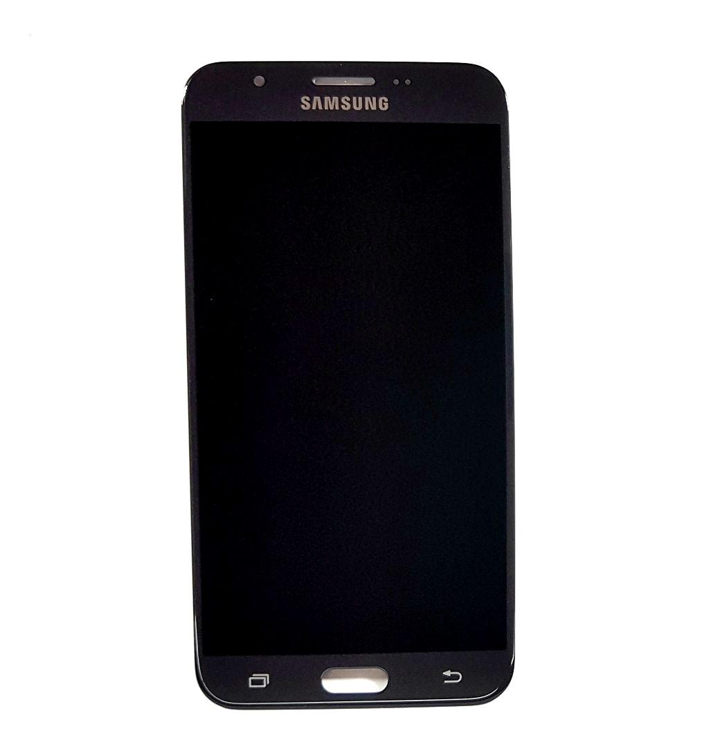 Display Frontal Samsung J7 2017 J727 Cinza Original