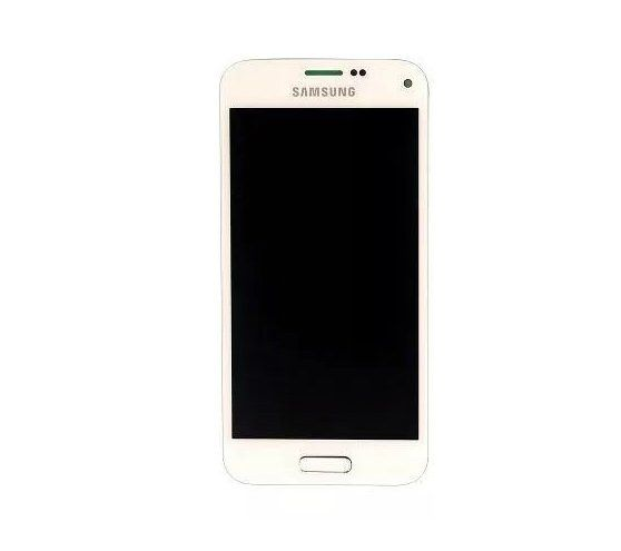 Frontal Samsung S5 Mini G800 G800h Branco