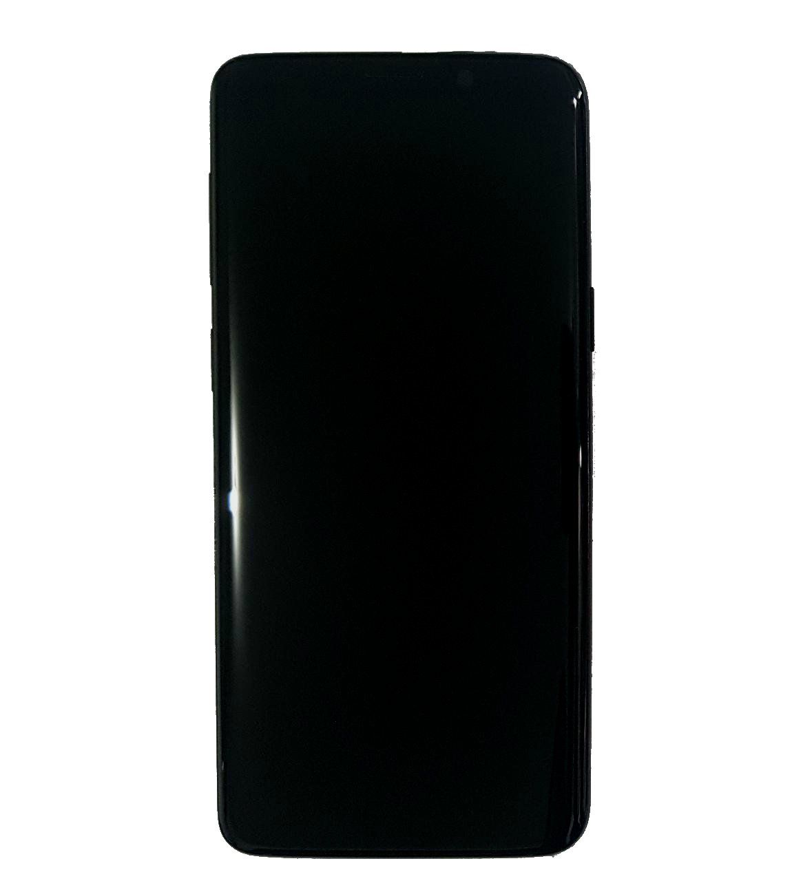 Display Frontal S9 G960 Preto Original Aro