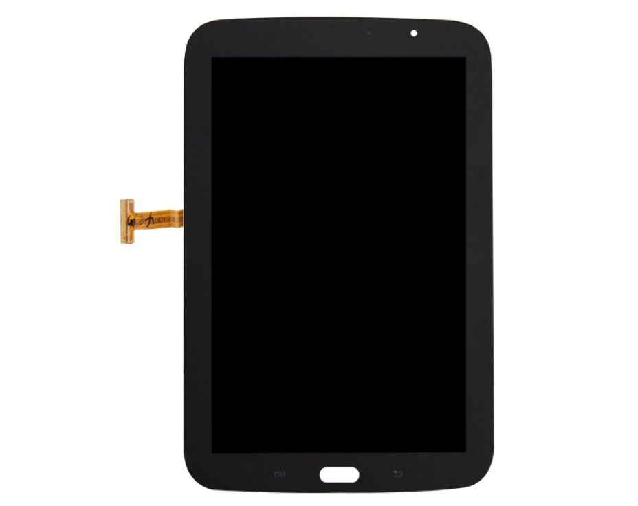 Frontal Tablet Samsung Note 8.0 N5110 Gt-N5110 Azul - Sem Furo Alto Falante