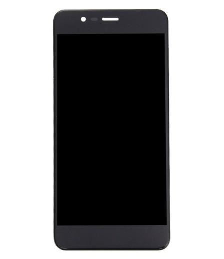 Frontal Zenfone 3 Asus ZC520TL ZC520KL X008D8 Preto 5.2´´ Polegadas