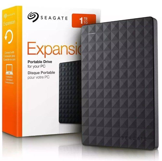 Hd 1tb Externo Seagate Expansion Usb 3.0 Stea1000400 2,5