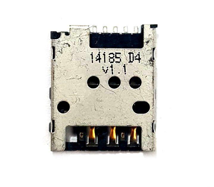 Leitor Chip Slot Nokia Lumia 530 630 635 N530 N630 N635 Sim 2