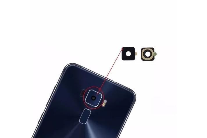 Lente Câmera Asus Zenfone ZE520KL