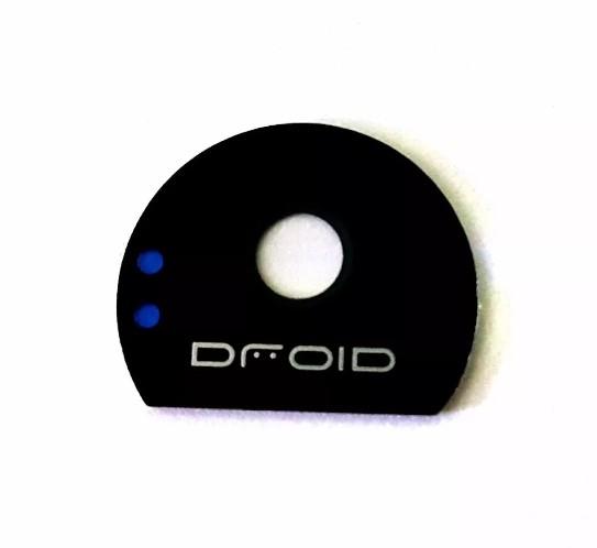 Lente Câmera Moto Z e Moto Z Play XT1635 Logo Droid