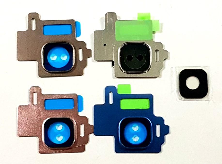 Lente Vidro da Câmera com Aro S8 G950 SM-G950
