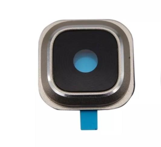 Lente Vidro da Câmera Samsung Note 5 N920 Dourado