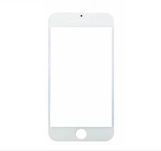 Lente Vidro Iphone 6 Plus Apple Branco