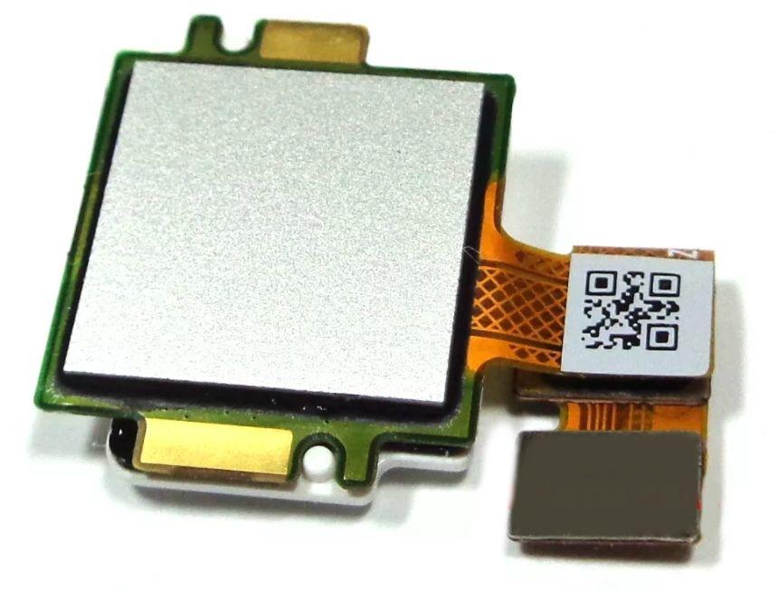 Placa com Botão ID Leitor Digital K4 Note Lenovo A7010