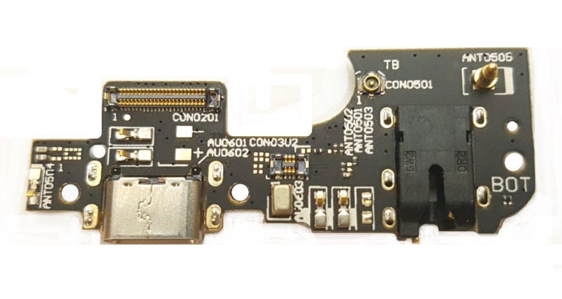 Placa Conector Carga Asus Zenfone 3 Zoom ZE553KL ZE 553KL
