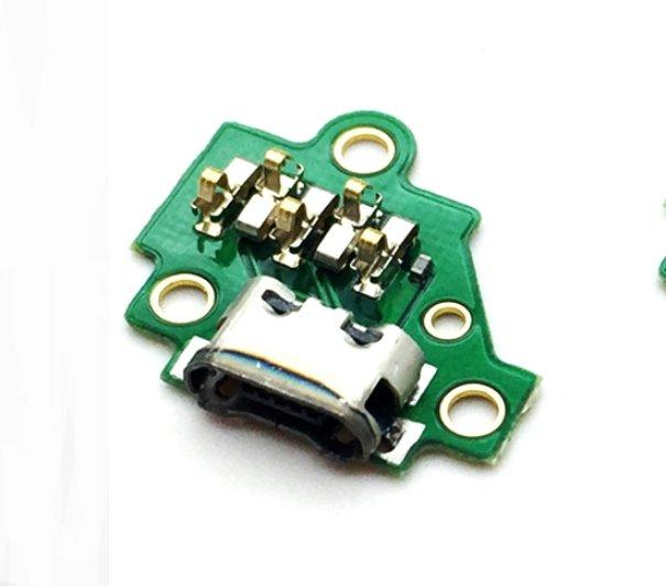Placa Conector de Carga Motorola Moto G3 XT1544 XT1543 XT1550 XT1558