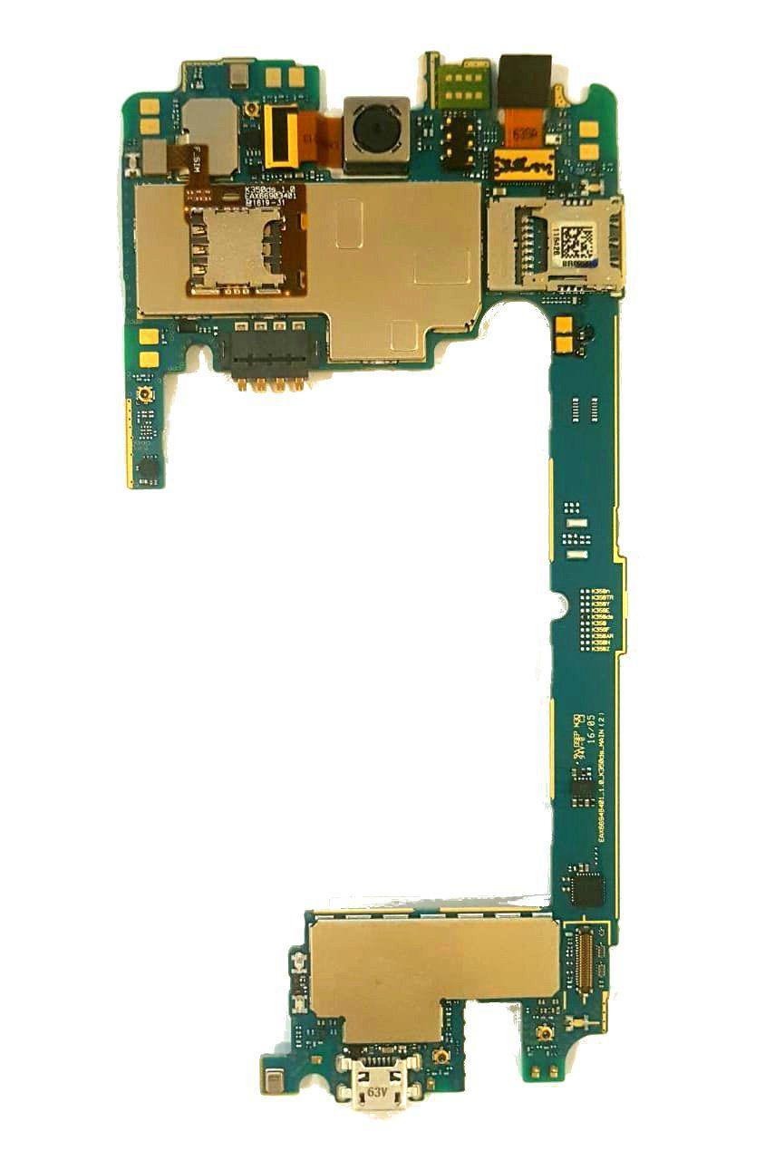 Placa Mãe Principal Lg K8 K350 K350ds 16Gb Original Nova