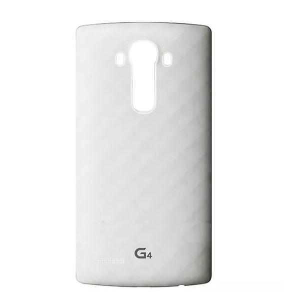 Tampa Traseira LG H815  G4 Branco com NFC