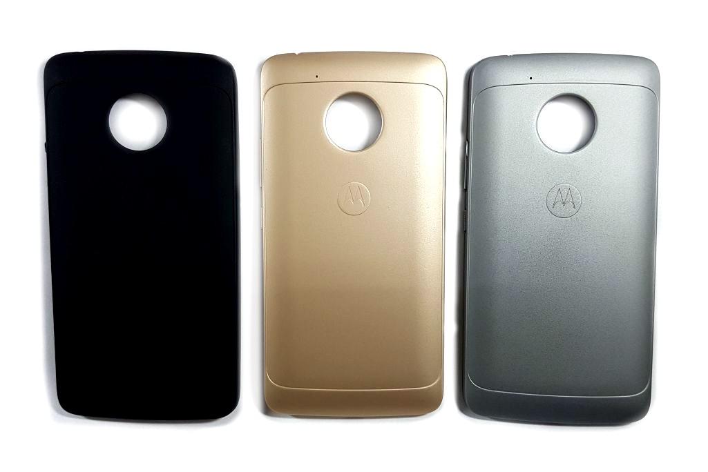 Tampa Traseira Motorola Moto G5 Xt1671 Xt1672 - Escolha Cor