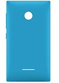 Tampa Traseira Nokia Lumia N435 Azul