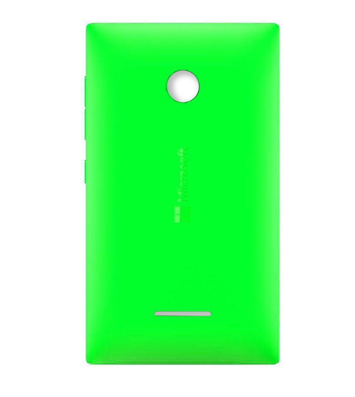 Tampa Traseira Nokia Lumia N435 Verde