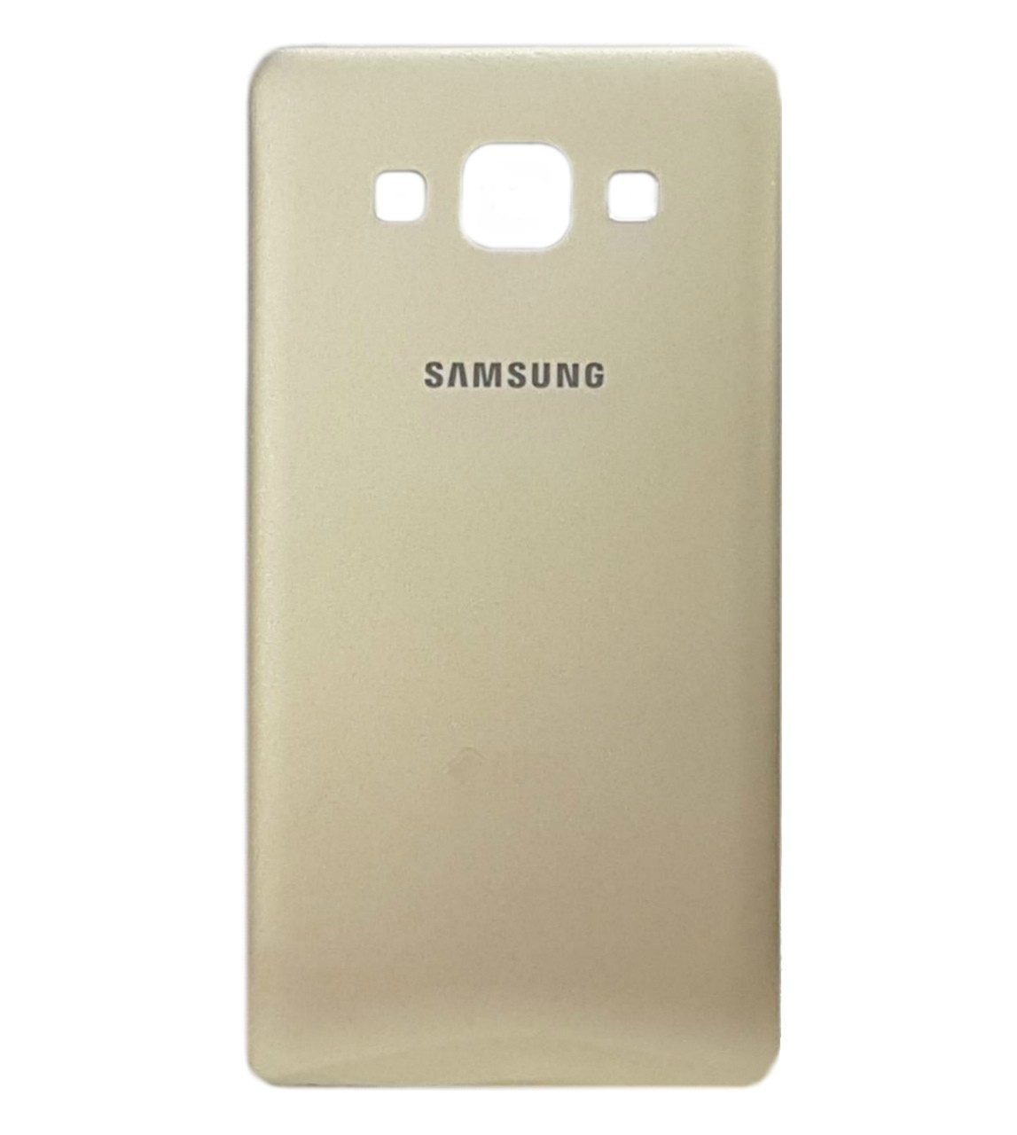 Tampa Traseira Samsung A5 SM-A500 A500 Dourado