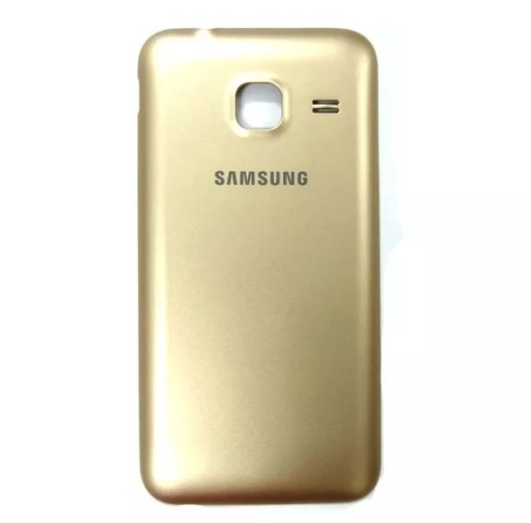 Tampa Traseira Samsung J1 Mini 2016 J105 Dourado